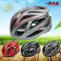 Wholesale THEHOPE Bicycle Cycling helmet Riding equipment One piece Factory direct sales