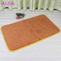 Wholesale 2016 hot sale fashionable newly style PVC anti slip non toxic colorfu for bathroom outdoorl bathroom mat cm cm