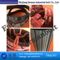 Wholesale China Manufacturer Best Price Nonstandard Packing machine rubber timing belt