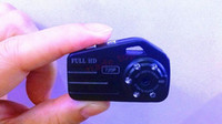 Caméra Mini DVR Invisible 720P Spy HD Video Night Vision Recorder Détection de mouvement