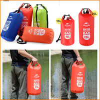 Wholesale 25L L Outdoor Rafting Bag Waterproof Bag Ultra Small Volume Dry Storage Bag for Outdoor Canoe Kayak Rafting Camping Hiking Travel