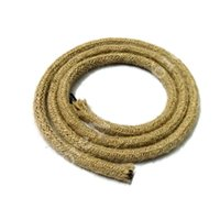 Wholesale m Edison Vintage Round Electrical Wire Loft Rope Cable Retro Textile Braided Cable Pendant Light Wire Lamp Cord X0 m