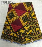 african fabric sales - yards NR151 african wax prints fabric fast shipping ON SALE cotton batik prints fabric for garment