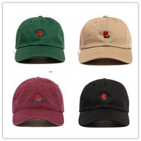 Wholesale Hot sale The Hundreds Ball Cap Snapback The Hundreds Rose Dad Hat Baseball Caps Snapbacks Summer Fashion Golf Hat Adjustable sun hat