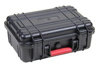 Wholesale Tool case toolbox Impact resistant sealed waterproof safety case263x206x106mm security equipment camera case with pre cut foam