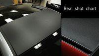 auto decal paper - New cmx20cm D Auto Carbon Fiber Vinyl Film Carbon Car Wrap Sheet Roll Film Paper Motorcycle Car Stickers Decal Car Styling
