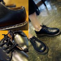 Wholesale Autumn big head tooling shoes man Martin boots shoes restoring ancient ways British men s shoes shoes men s casual shoes wet