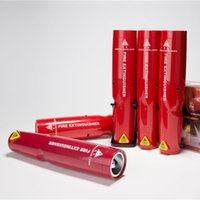 aerosol manufacturers - 2016 hot sale China Supplier Manufacturer Portable red mini Aerosol Fire Extinguisher For Car or kitch