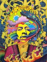 Wholesale Psychedelic Trippy Art Silk poster quot x quot Decor