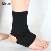adjustable ankle support - 2106 New Ultralight Breathable Adjustable Sports Elastic Ankle Support Sports Safety Gym Badminton Basketball ankle brace support