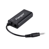 audio output device - 3 mm output Guitar Effect Interface Link Adapter Audio Connector Adaptor for iPhone for iPad Retail Box All IOS Android Device
