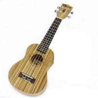 Wholesale 21 quot Acoustic guitar u Rosewood Fretboard Ukulele guitarra Musical Instrument