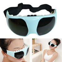 Wholesale Hot Sale Eye Care Health Electric Vibration Release Alleviate Fatigue Eye Massager ways of power supply