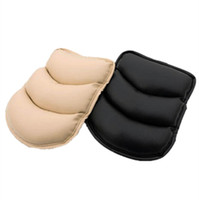 Wholesale 1pcs Universal Car Auto Armrest Cover Vehicle Center Console Arm Rest Seat Box Pad Protective Case Soft PU Mats Cushion