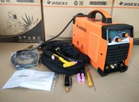 Wholesale JASIC TIG200 TIG Welding Machine With MMA Functions Mini TIG Welder TIG200 Dual Purpose TIG Welding Machine