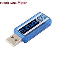 battery capacity testers - 2016 Limited Direct Selling Keweisi Lcd Mini Usb Charger Capacity Power Current Voltage Mobile Battery Tester Detector Meters for Bank