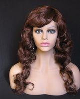 Wholesale Top quality Women s Mannequin Head Hat Display Wig training head model head model femal head model