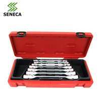 automotive group - Taiwan SENECA Seneca shook his head head double socket wrench automotive hardware tools group activities