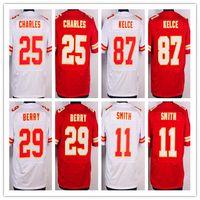 berry soccer - 2016 Kansas City football jersey Chiefs Soccer rugby jerseys Berry Kelce Charles Discount Football Jerseys for Men
