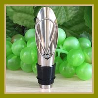 Wholesale Red wine Stainless steel wine pourer Wine utensils The family must