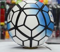 Wholesale premier league Spanish football seamless antiskid PU5 football