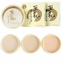 Wholesale LIDEAL Fashion Natural Color Pressed Smooth Dry Concealer Oil Control Loose Face Powder Makeup Face Care colors