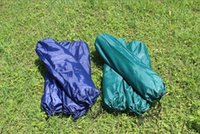 Wholesale Bint inflatable mattress tent pad automatically inflatable cushion can be spliced single nap mats camping inflatable