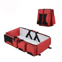 Wholesale XIANGJUN portable crib newborn newborn baby portable crib travel cot bag Mummy package cribs