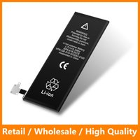 Wholesale Newest Replacement Battery V mAh Brand New Inner built in Li ion Battery for Apple iPhone s Plus