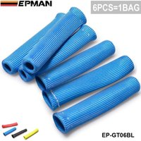 Wholesale Tansky EPMAN Spark Plug Wire High Heat Boot Protector Cover CYL Degree Engine Blue EP GT06