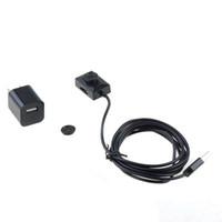 Estructura en el botón de 8 GB HD 2 Medidor en línea camuflaje espía cámara de video ocultado de la leva DVR del envío gratis