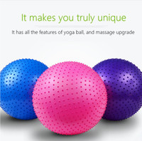 Wholesale 65cm cm high quality yoga ball Body Fitball Yoga Ball Fitness Ball Yoga Exercise Home Gym Swiss Fitness Ball
