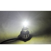 Wholesale 2x Plug Play W LM K H1 led car headlight CREE LED BULBS CAR DRL Fog H1 HEADLIGHT Lamp