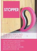 Wholesale Stoppy Door and Window Stop Pink