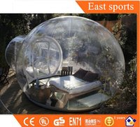 Wholesale Giant inflatable snow globes for human