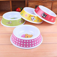 Wholesale 2016 Dog Supplies Pet food bowl Dog bowl Pet supplies Cat bowl Dog Bowls Feeders