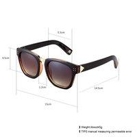 bask design - Ms international first line brand outdoor design black box sunglasses Paris fashion is prevented bask in coating sunglasses