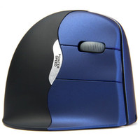 Wholesale 706 G Wireless Li ion Battery Vertical Optical Novelty Slim Mouse with Keys LED Breathing Light DPI for Laptop Desktop