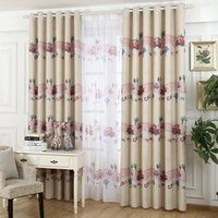 Wholesale Cartoon car children s room curtains finished products special clearance bedroom curtain
