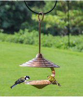 Wholesale European style wild bird feeder Outdoor bird feeders