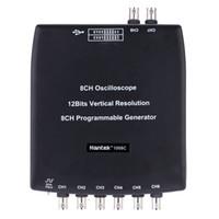 Wholesale Hantek C USB CH MSa s Automotive Diagnostic Oscilloscope DAQ Programmable Generator Vehicle Testing