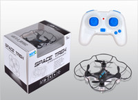 Wholesale The latest M9912 mini remote control four axis aircraft aerial aircraft G six axis gyro UFO helicopter