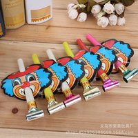 Wholesale Creative Long Nose Props Cheerleaders Cheer Party Party Whistle Blowing Dragons