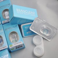 beauty lens - Sensual Beauty Lenses Branclear cosmetic contact lenses colors with case in color Branclear Desio contact lenses
