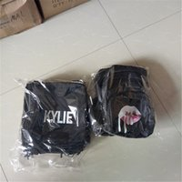 Wholesale Kylie Makeup Bag kylie jenner Birthday edition cosmetics bag Bags Kylie Lip shadow Kit Bag make up canvas bag christmas women girls