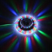 Wholesale GoesWell W Auto Change Color LED RGB Stage Light KTV Disco Party Bar Light Feitong DJ Lighting
