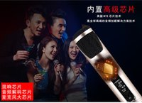 apple computer song - Pocket phone ktv sing K song artifact universal Bluetooth wireless microphone microphone microphone K song Apple Andrews