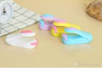 Wholesale New Hot Portable Mini Heat Sealing Impulse Sealer Seal Tool Packing Plastic Bag fei