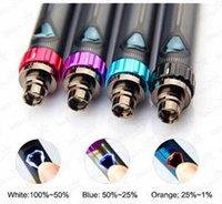 Alta calidad Vision Spinner 3S Batería 1600mAH Spinner III S Torsión superior VV E-cig Vaporizador Pen con alimentación LED Display ESAM-T V2 Batería