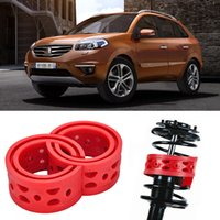 Wholesale 2pcs Super Power Rear Car Auto Shock Spring Bumper Power Cushion Buffer Special For Renault Koleos
